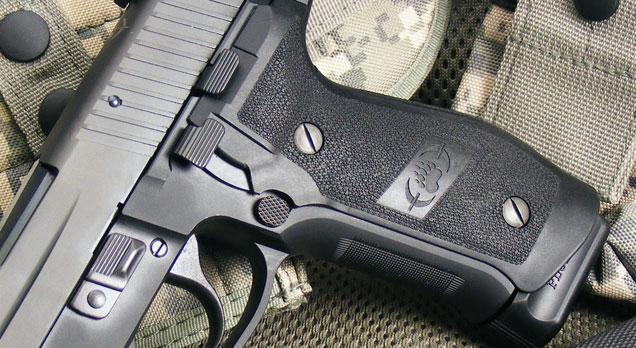 Sig Sauer P226 COMBAT -- FANTASTIC!!!!   Springfield XD Forum
