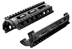 AR Handguards and Rail Systems