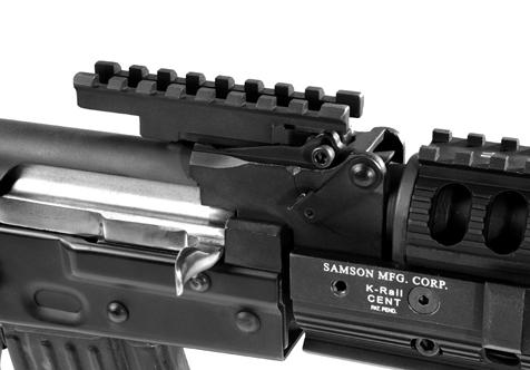 Samson AK-47 Rear Sight Rail