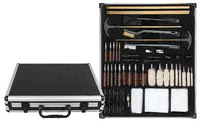 Allen Deluxe Cleaning Kit 60 Pieces Aluminum Case 70565