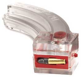 Butler Creek 10/22 Hot Lips 25rd Mag (Clear)