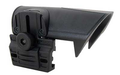 Command Arms ACP Adjustable Cheek Piece for CBS stock - BlackBlack