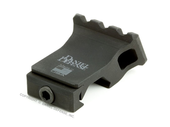 Daniel Defense 1 O Clock Offset Mount for Picatinny Red Dots