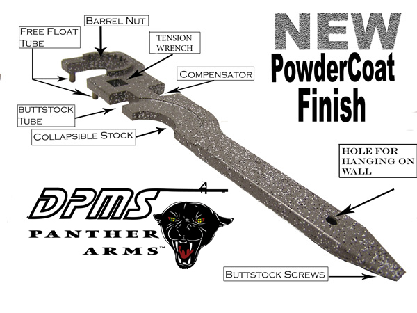 DPMS Armorer's Multi-Tool for AR15/M16/M4