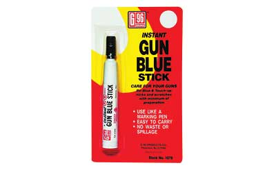 G96 Products Gun Blue Stick Blister Card 1078