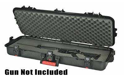 "Plano 36"" Tactical All Weather Single Rifle Black Hard 40""X16""X5.5"" 108360"