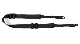 GMG GM-BS1 Bungee Rifle Sling - Black