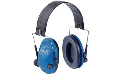 Smartreloader SR-112 Stereo Electronic Hearing Protection - Blue