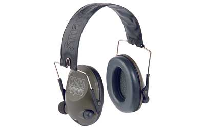 Smartreloader SR-112 Stereo Electronic Hearing Protection - OD