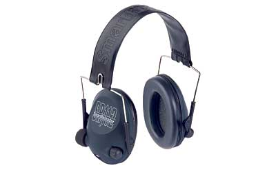 Smartreloader SR-112 Stereo Electronic Hearing Protection - Gray