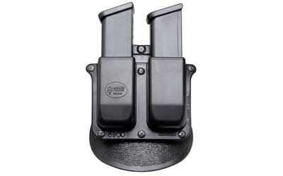 Fobus Double Mag Pouch Black M&P 6900MPBH
