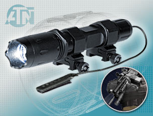 ATN Javelin J169W Weapons Mounted Tactical Light