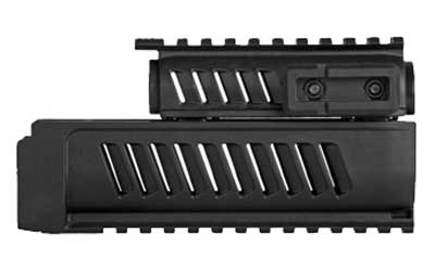Mako AKL/U AK47 Upper & Lower Picatinny Handguard Set - Black