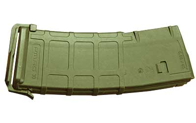 MagPul MAG211 OD Green PMAG 30 without window