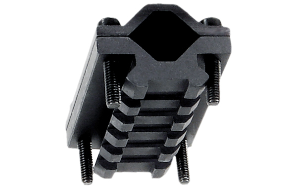 UTG MNT-BR005S Universal Single-rail Barrel Mount with 5 Slots