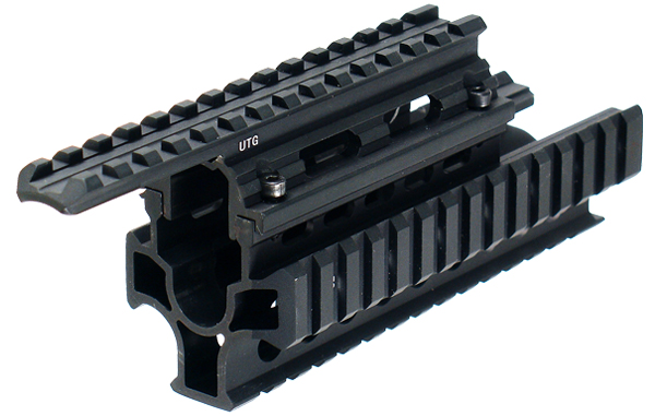 Sniper MTQRA AK47 2-Piece Tactical Quad Rail