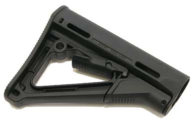 MagPul MAG311 CTR stock - Commercial version - Black