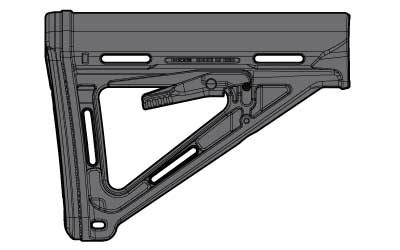 Magpul MAG400 MOE Collapsible Stock - Milspec Black