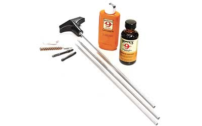 Hoppe's Cleaning Kit .17HMR/.204 Cal Clam Pack D17B
