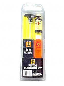 Hoppe's Cleaning Kit 38/357/9MM/380 Pistol Clam Pack PCO38B