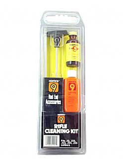 Hoppe's Cleaning Kit 22/223Cal Rifle Clam Pack U22B