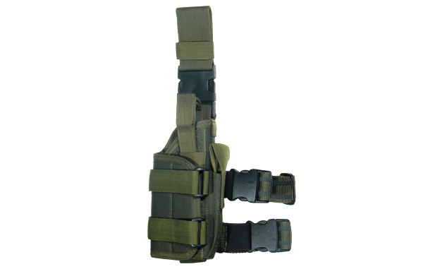 UTG Extreme Ops 188 Tactical Leg Holster - OD Green