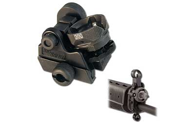 Sig Rotary Diopter Rear & Hooded Front Sight Set