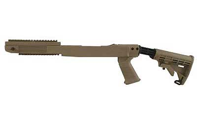 Tapco 10/22 T6 Collapsible Stock - Flat Dark Earth