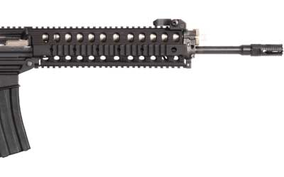 Troy SIG 556 BattleRail (Rifle) - Black