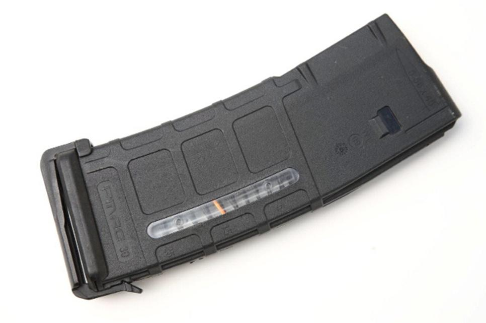 MagPul MAG210 Black MagLevel PMAG 30 with Window