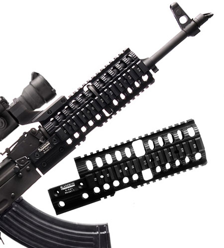 Samson K Rail Model 1 Picatinny Handguard for AK47 & AK74