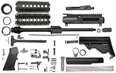 Complete AR-15 Parts Kits
