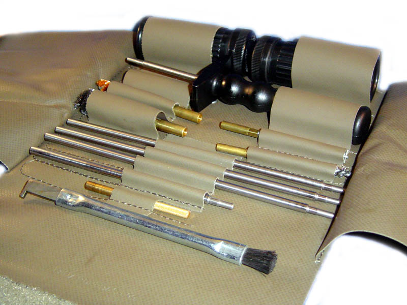 Sig 551 / 556 Military 5.56mm cleaning kit