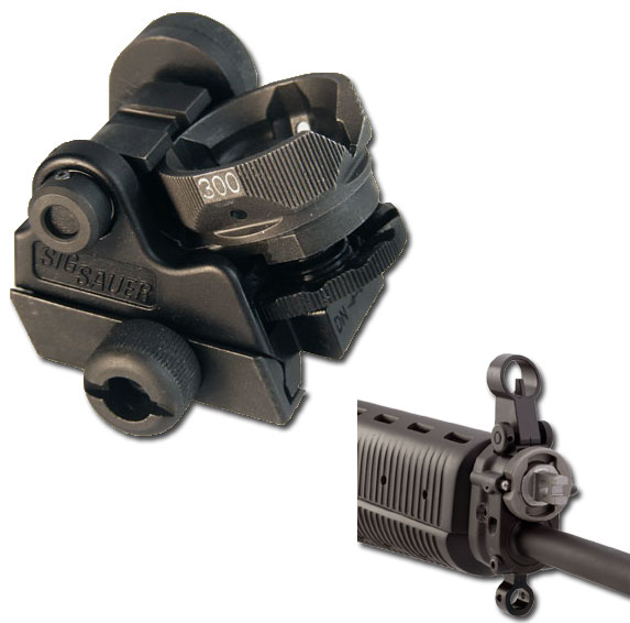 Sig Sauer Sig 556 Rear Diopter Sight