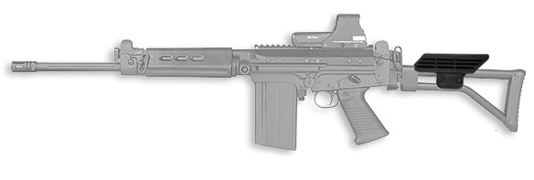 Command Arms FALC Cheek Piece for FN FAL Para stock
