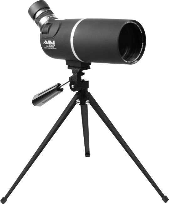 30-90X65 SPOTTING SCOPE/BLACK