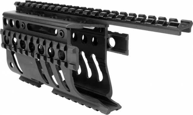AIM MTM14Q Mini 14 Tactical Quad Rail Handguard
