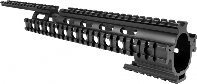 AIM MT1022Q Tactical Quad Rail System for Ruger 10/22
