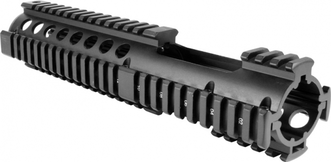 AIM MT057 Extended Length Carbine Rail System