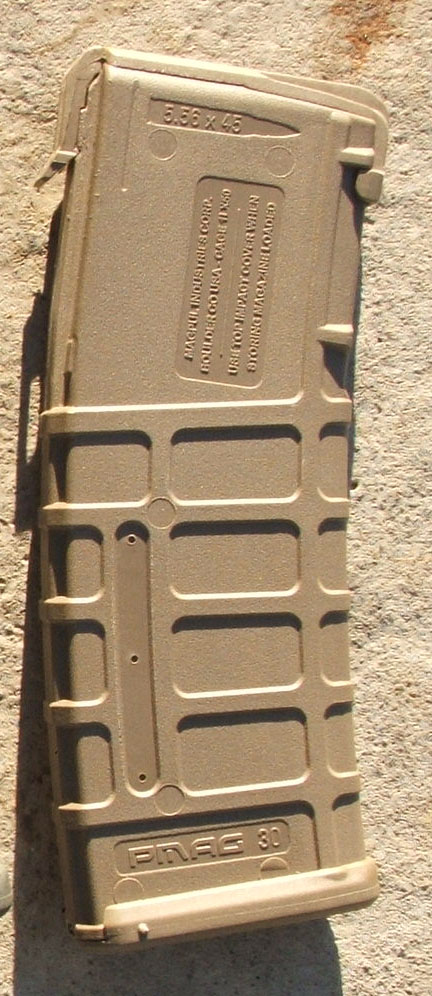 MagPul MAG211 Dark Earth PMAG 30 without window