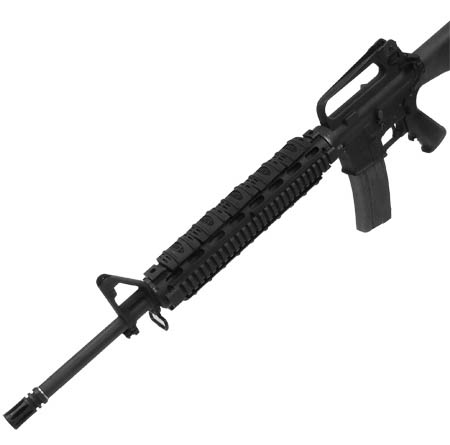 Lion Gears MQRRL Rifle Length Quad Rail