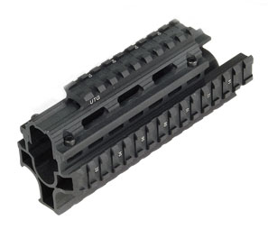UTG MNT-HG470SA #470 Tactical Quad Rail for Yugo AK