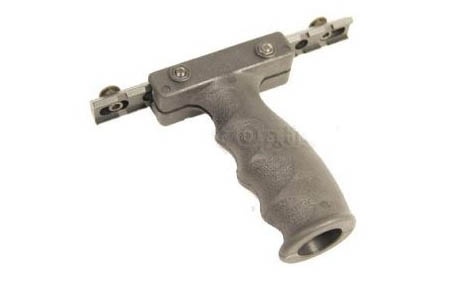 AIM MT007E AR Ergonomic Tactical Vertical Grip with bolt on rail