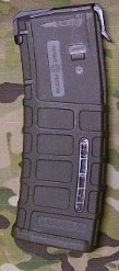 MagPul MAG210 OD Green MagLevel PMAG 30 With Window