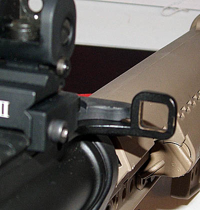 PM174 AR-15 Oversized Tactical Charging Handle Latch