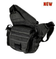 UTG Tactical Messenger Bag - Black