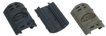 UTG RB-HGCV-12 12-piece Rubber Picatinny Rail Cover Set In Black