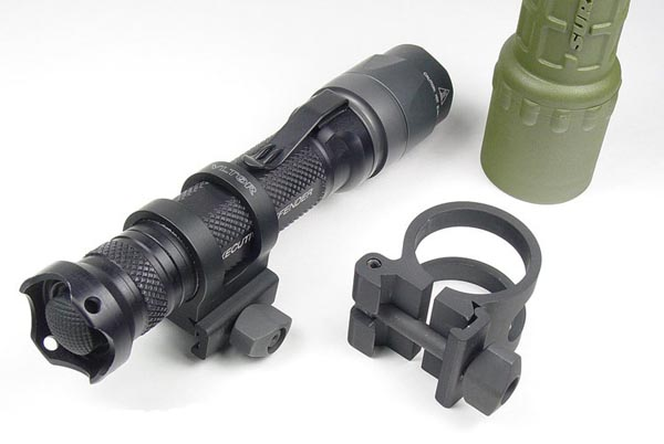 Flashlight Mounts