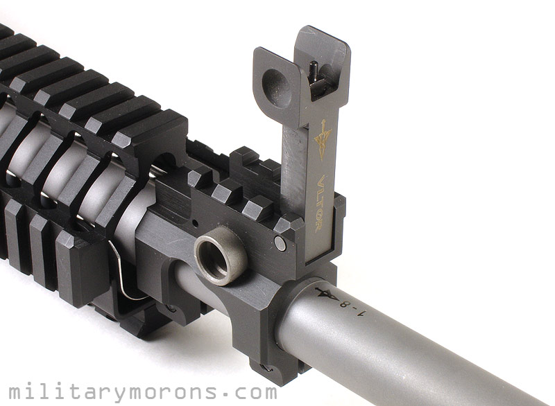 up Front Sight Gas Block